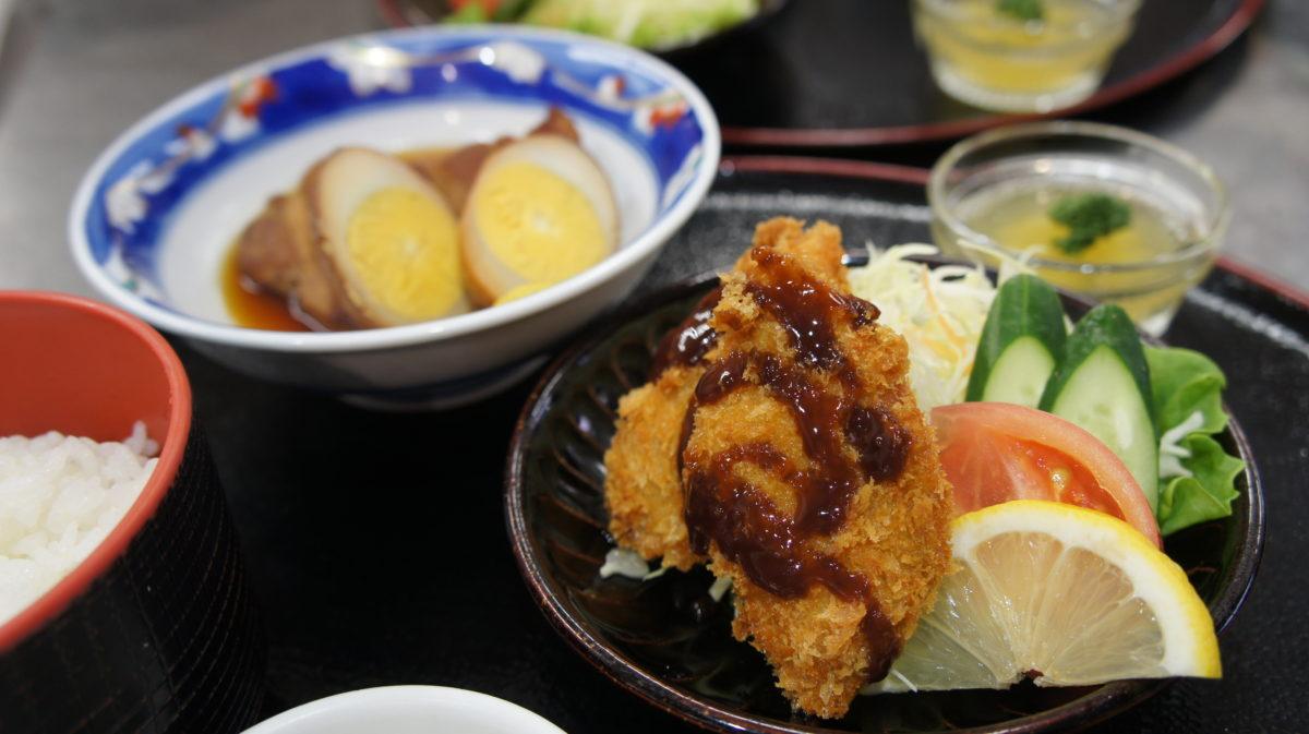 道の駅みなみ波賀レストラン本日の日替わり定食