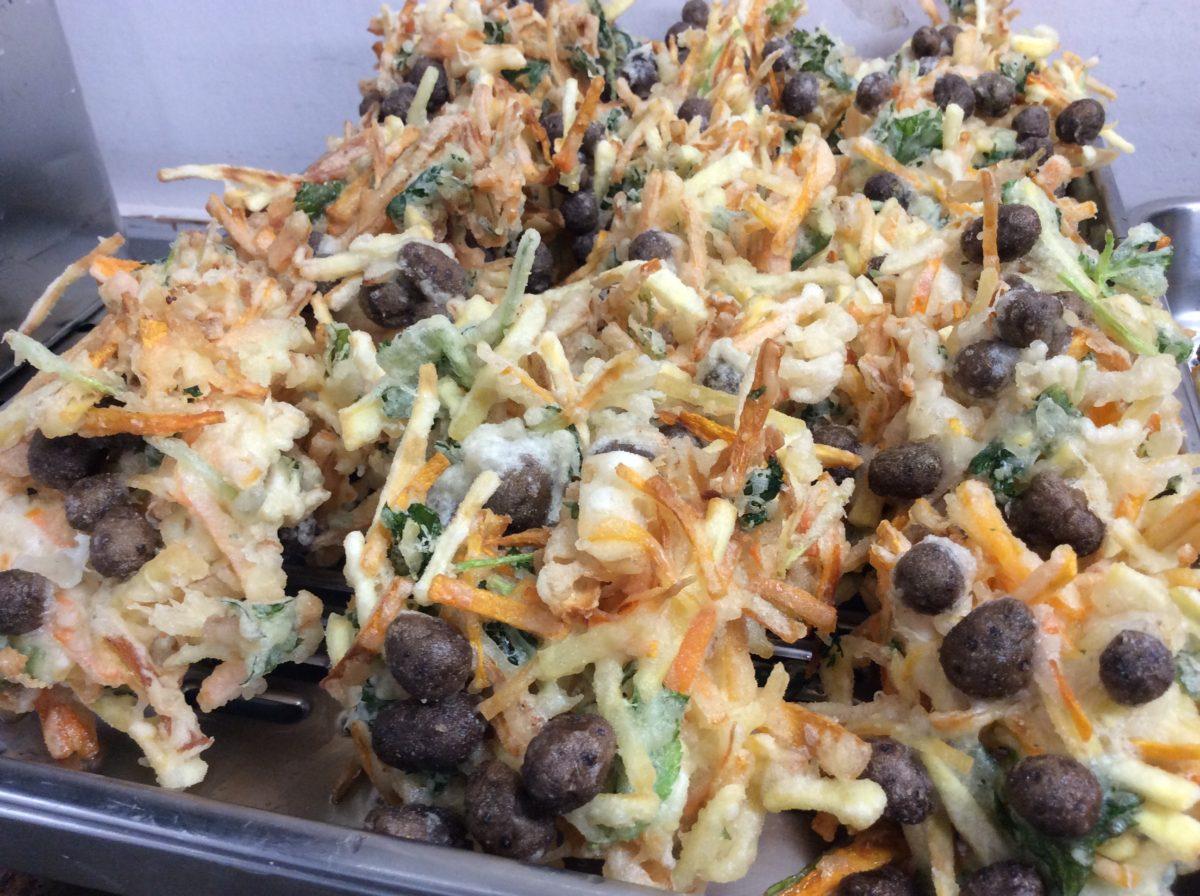 令和元年度自然薯まつりイベント2日目❗️ 道の駅みなみ波賀
